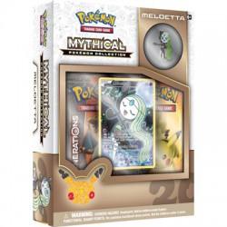Pokemon TCG 20th Anniversary Mythical Pokémon Pin Box 11 - Meloetta