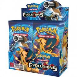 Pokemon TCG XY12 Evolutions Boosterbox