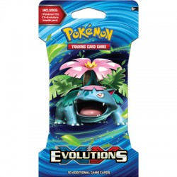 Pokemon TCG XY12 Evolutions Booster