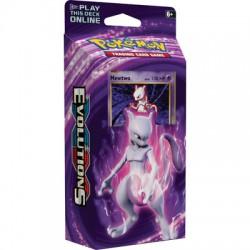 Pokemon TCG XY12 Evolutions Mewtwo Theme Deck