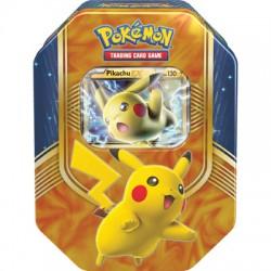 Pokemon TCG 2016 Fall TIN Battle Heart Pikachu-EX Tin